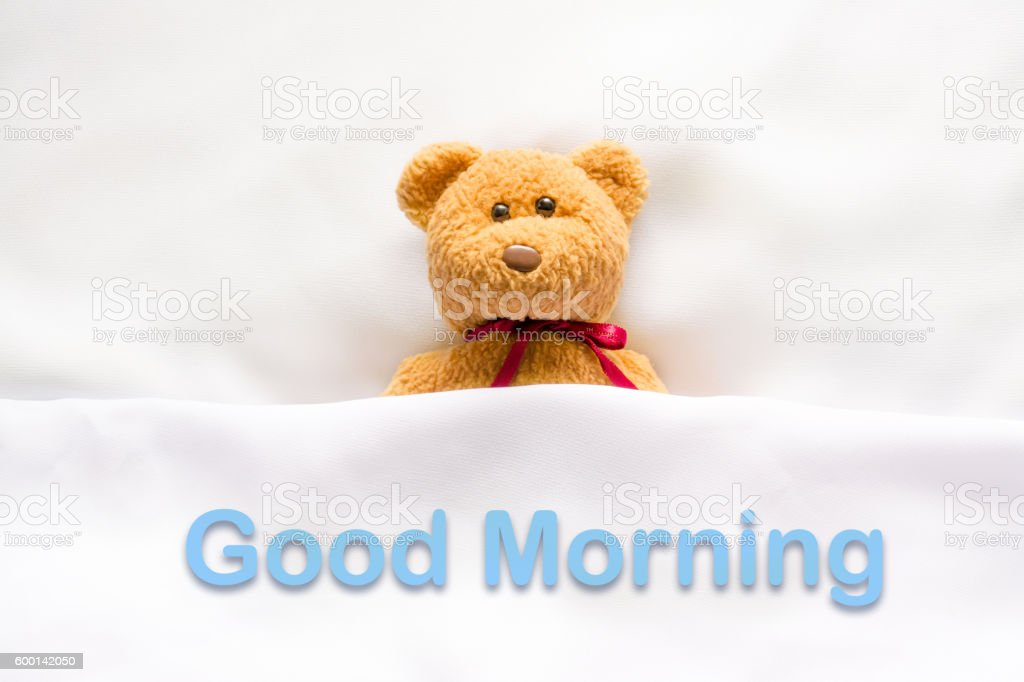 Bear Archivi Message Good Morning Fotografici FreeImmaginiImmagini Teddy Foto Royalty With E rdCxoeBWQ