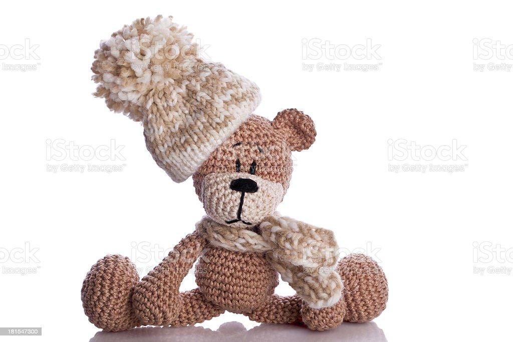 Urso Aviador Apaixonante 💕💕💕 Material Fio Amigurumi Lã para o ... | 683x1024
