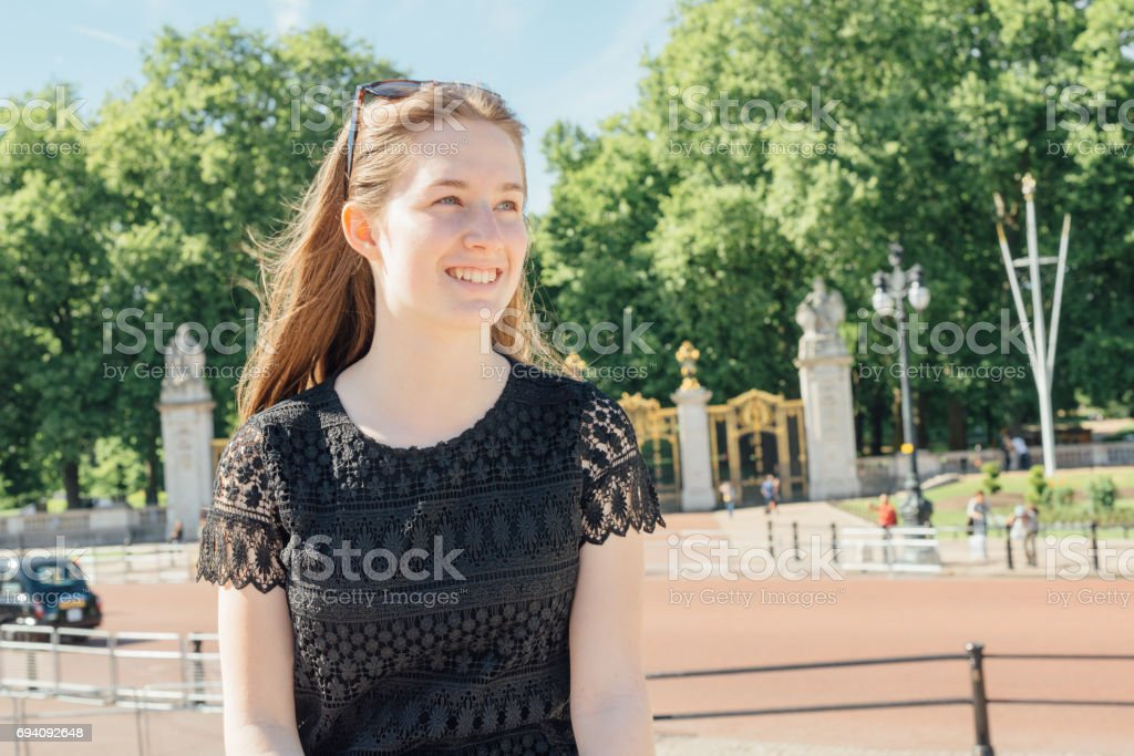 Teen ager stock photo