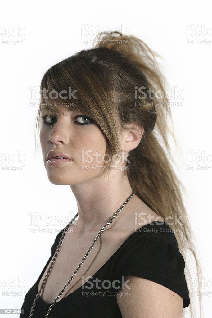 Teen Schönheit Lizenzfreies stock-foto