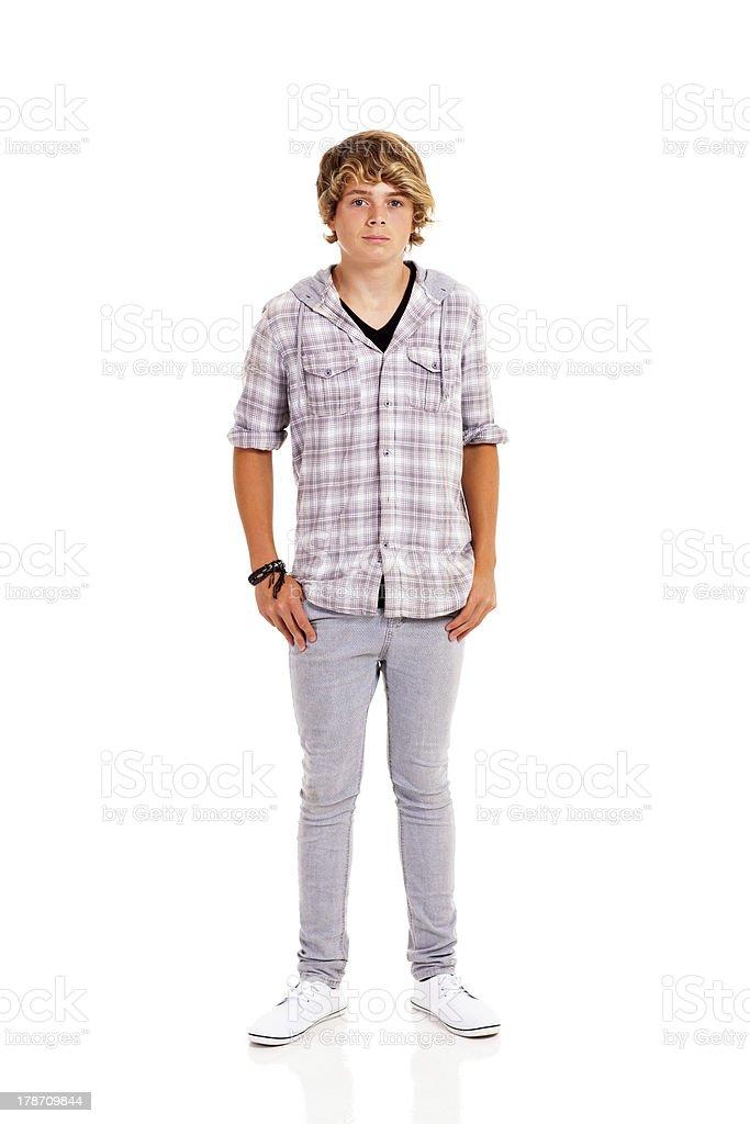teen boy – Foto