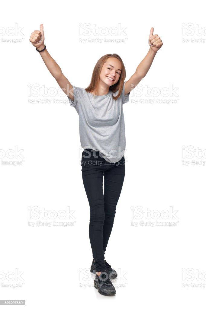 Teen girls in threesum porn