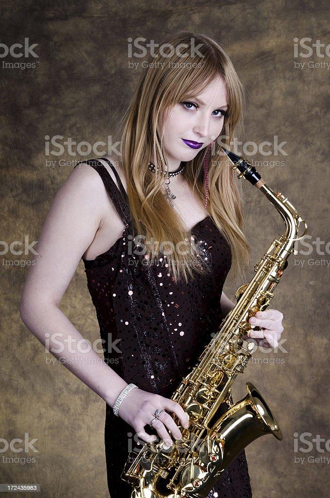 Teens sax pec