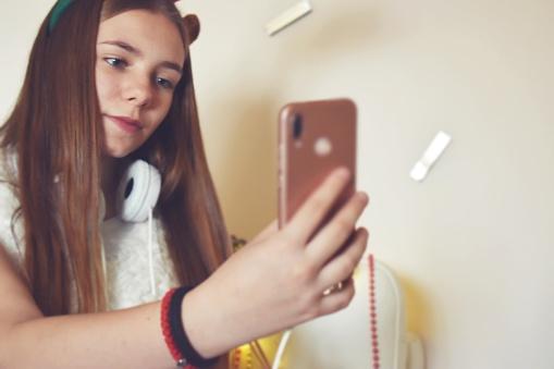 Teen selfie 14