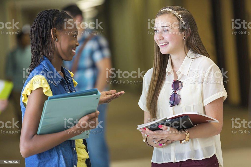 Adolescenti neri