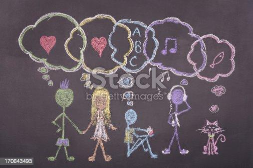 istock Teen life 170643493