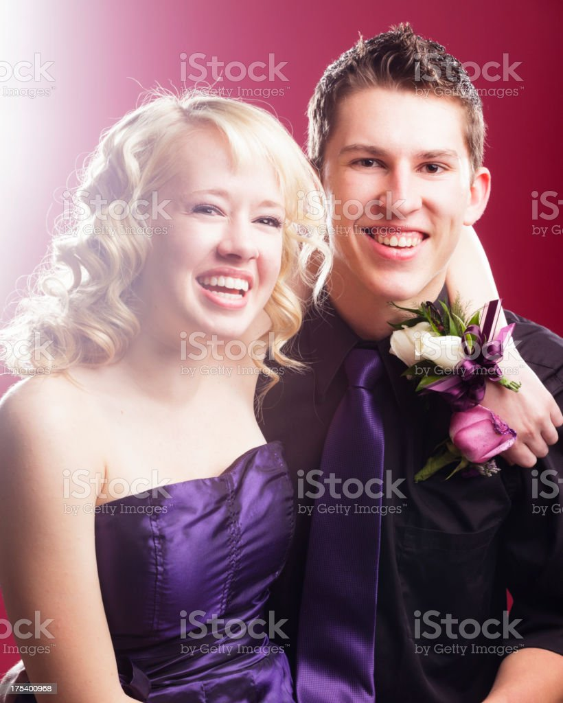 Teen Portrait royalty-free stock photo