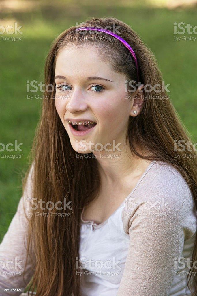 Until girl teen braces pornstar