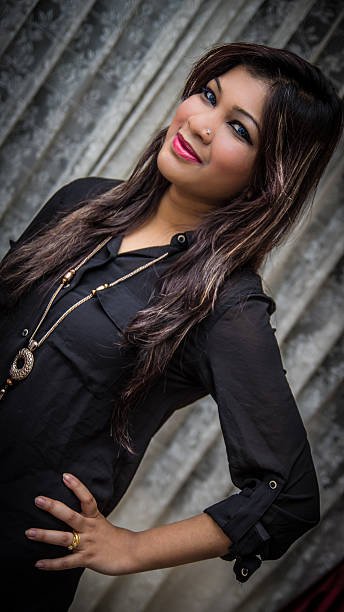 Bangladeshi Beautiful Girl Stock Photos, Pictures & Royalty-Free