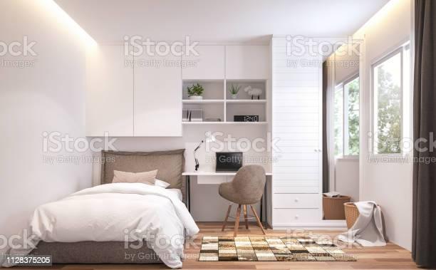 Teenage bedroom 3d render picture id1128375205?b=1&k=6&m=1128375205&s=612x612&h=ne4wxsoiyoeu6usjaj9qdxdizf9hl6elkwfm6 yhf34=