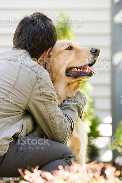 Teenage boy hugging pet dog picture id536250005?b=1&k=6&m=536250005&s=612x612&h=jy1ri0d1ls9evjw9m w8quldde8gybbpewtzu5d9uky=