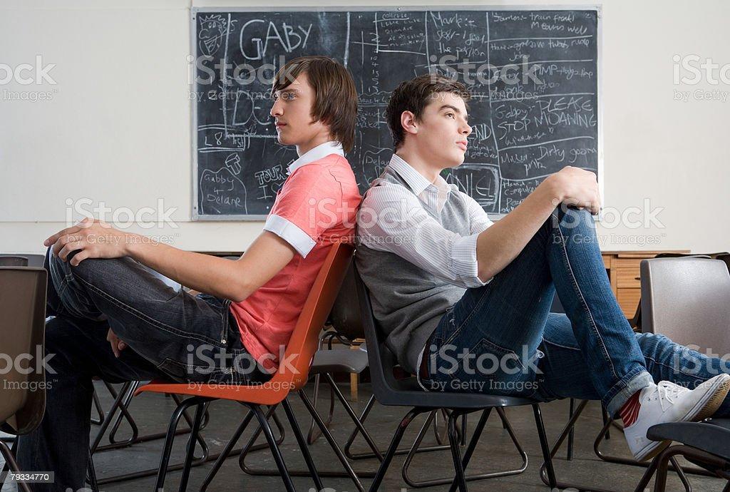 Teenage boys (10 代の少年な ロイヤリティフリーストックフォト