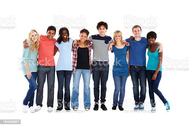 Teenage friends standing together picture id184838657?b=1&k=6&m=184838657&s=612x612&h=q2hkyia1zu5lldqly1ivdeijhtlmeaansxxsczzix w=