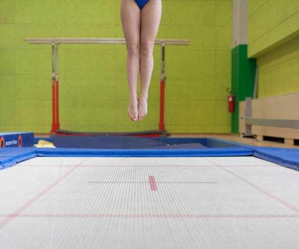 Royalty Free Trampoline Gymnastics Pictures, Images And -1402