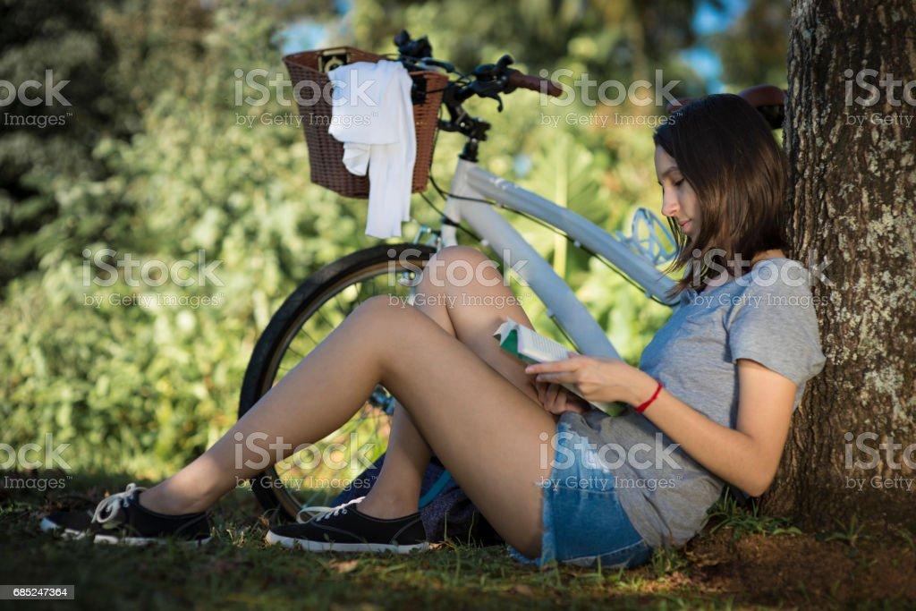 Teenage girl foto de stock royalty-free