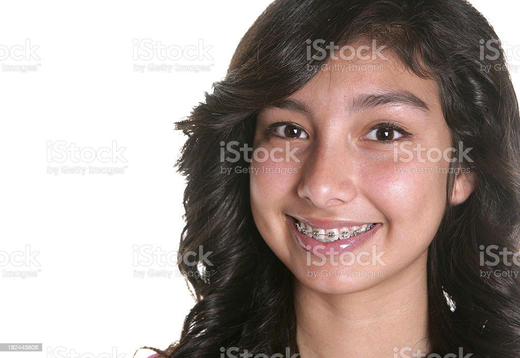 Teen girls with tongue piercing latina