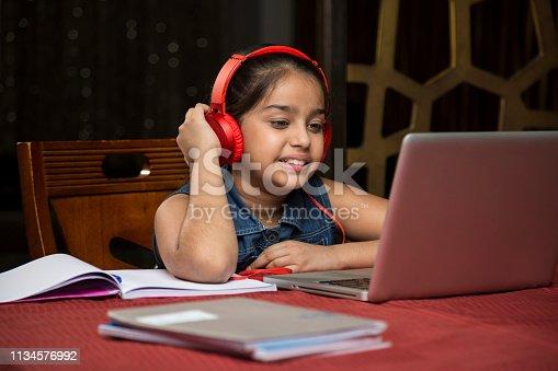 647171454 istock photo Teenager Girl - Stock Images 1134576992