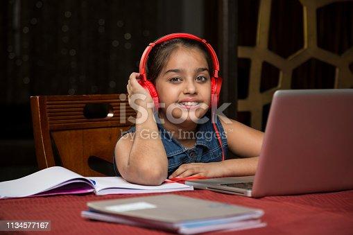 647171454 istock photo Teenager Girl - Stock Images 1134577167