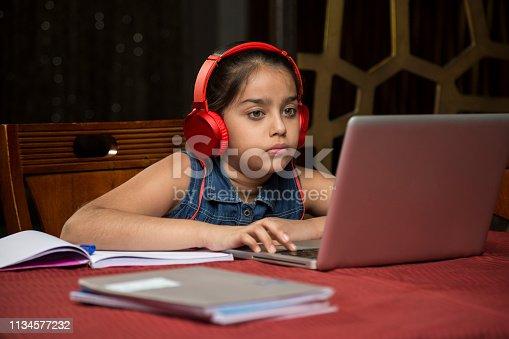 647171454 istock photo Teenager Girl - Stock Images 1134577232