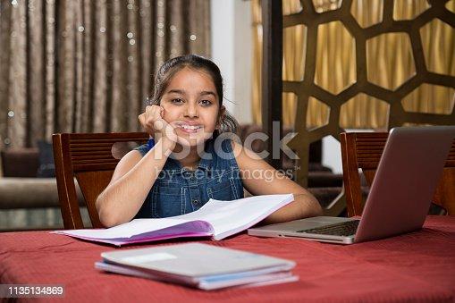 647171454 istock photo Teenager Girl - Stock Images 1135134869