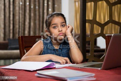 647171454 istock photo Teenager Girl - Stock Images 1135135024