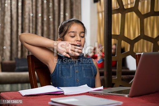 647171454 istock photo Teenager Girl - Stock Images 1135135070