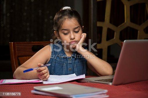 647171454 istock photo Teenager Girl - Stock Images 1135156773