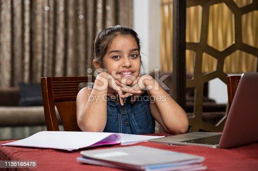 647171454 istock photo Teenager Girl - Stock Images 1135165475