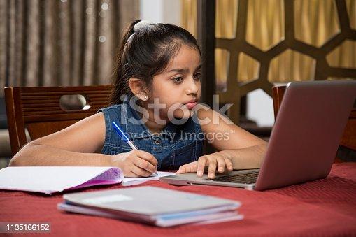 647171454 istock photo Teenager Girl - Stock Images 1135166152