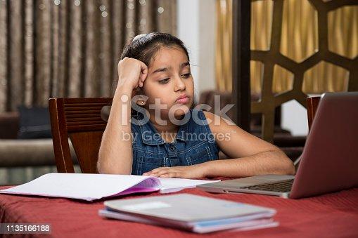 647171454 istock photo Teenager Girl - Stock Images 1135166188