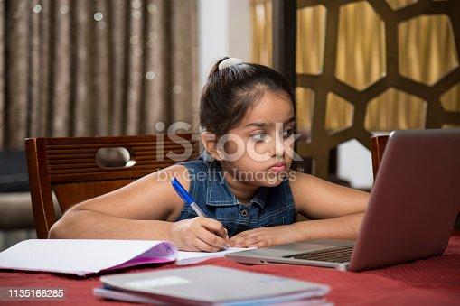 647171454 istock photo Teenager Girl - Stock Images 1135166285