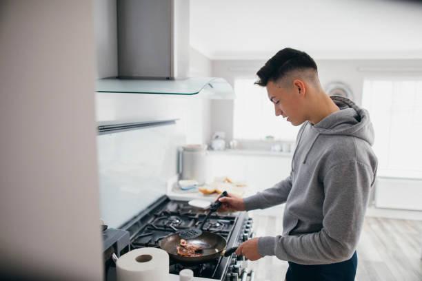 Teenager making breakfast picture id1158012573?b=1&k=6&m=1158012573&s=612x612&w=0&h= qvr1novmex08bscnvapf2hwigsv4imqa3iiqnu zzw=