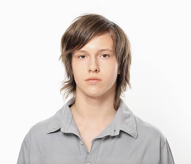 Teenager-Porträt. – Foto