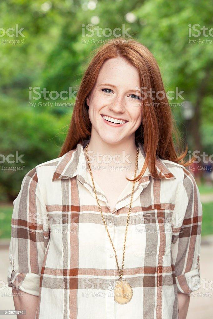 Adolescent portrait - Photo