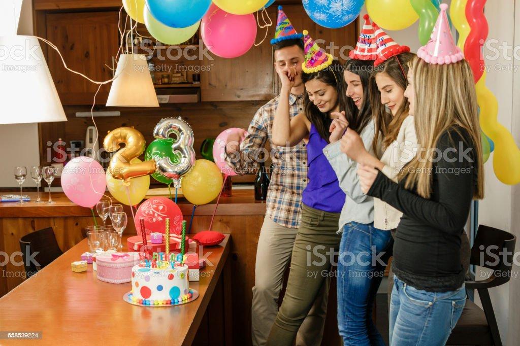 Dejta födelsedag