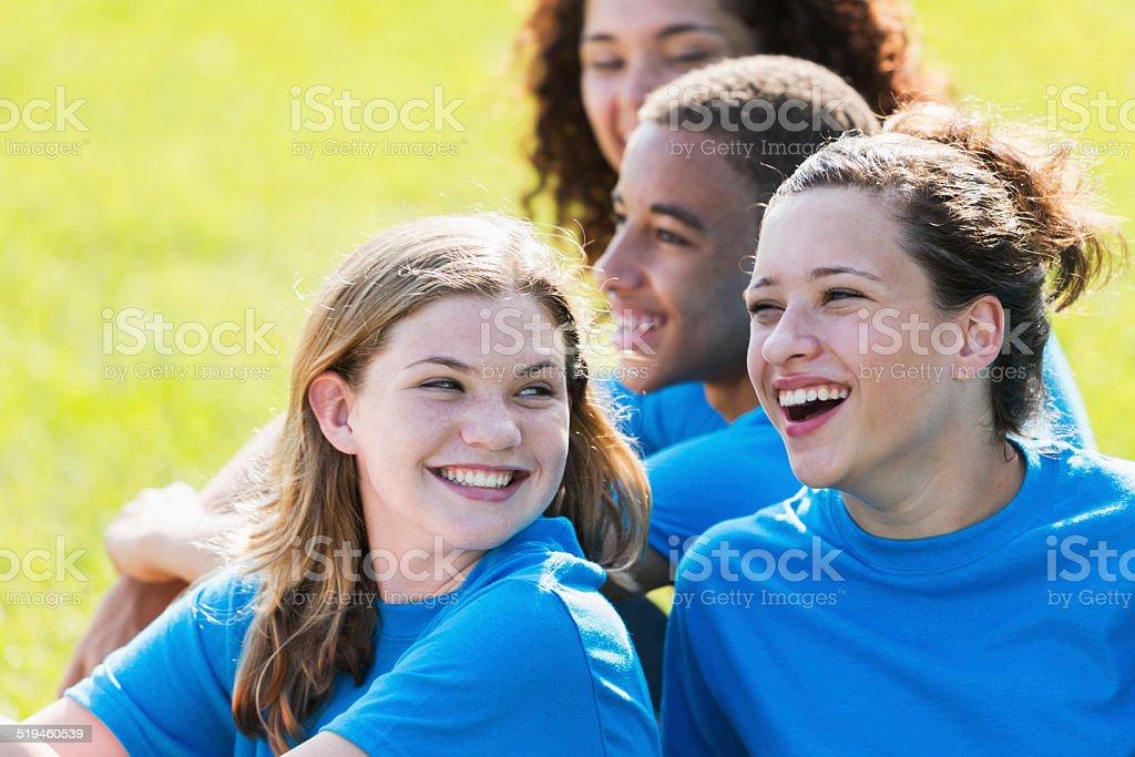 Les adolescents - Photo