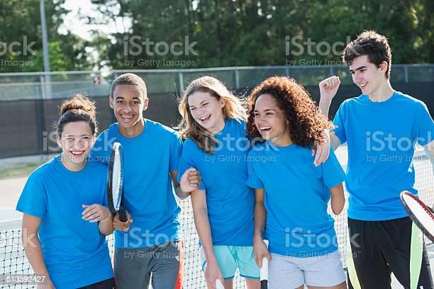 Teenagers playing tennis picture id513392427?b=1&k=6&m=513392427&s=612x612&h=qp2ibfh peupnlkedelqcu u1ngogn2hlavj9y4mhny=