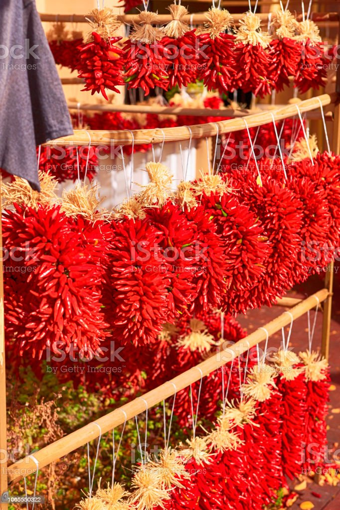 Royalty Free Ristra Food Santa Fe New Mexico Chili Pepper Pictures