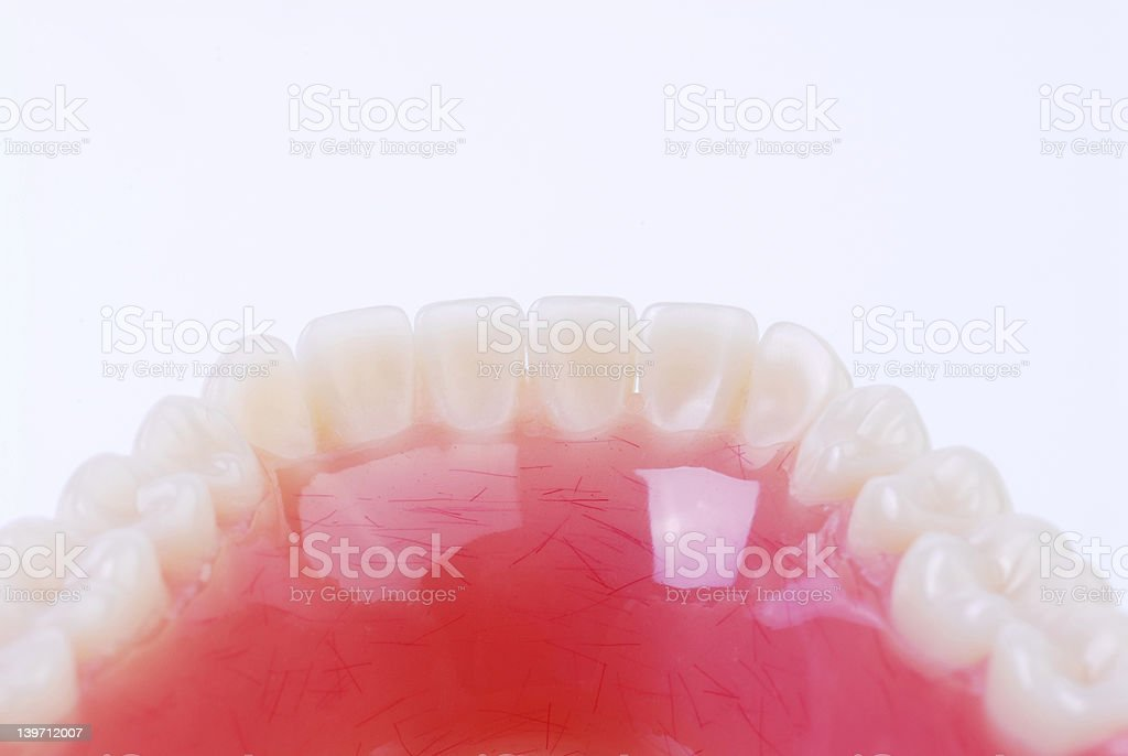 teeth 4 royalty-free stock photo