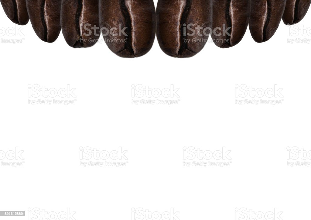 Teeth Whitening Coffee Stains stock photo