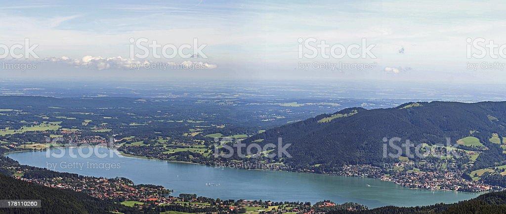 Tegernsee stock photo