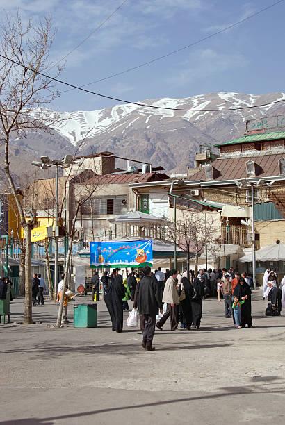 streetview teheran - rumah syariah potret stok, foto, & gambar bebas royalti