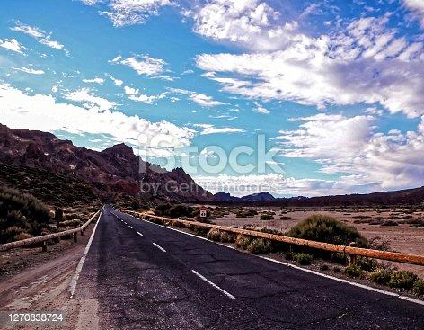 istock Teide National Park 1270838724