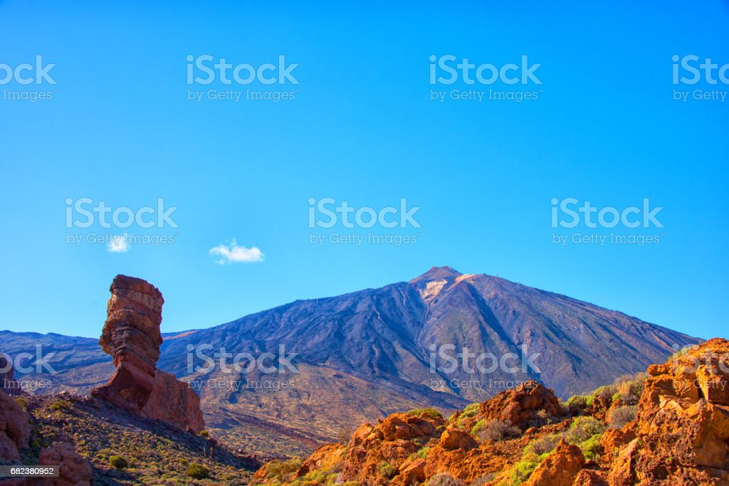 Teide royalty-free stock photo