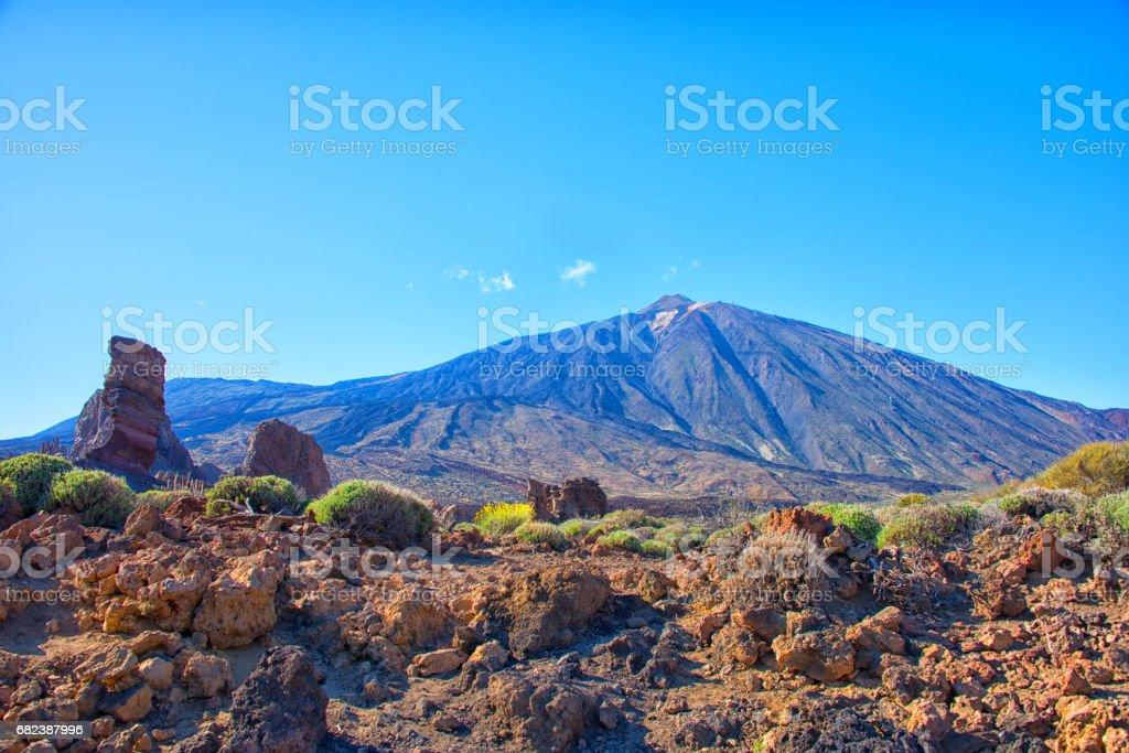 Teide royalty-free stock photo