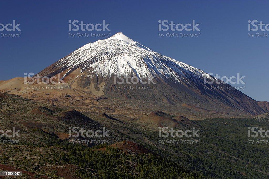 Teide, Tenerife stock photo