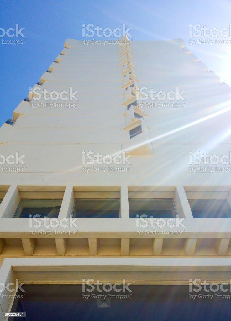 Tel Aviv, Israel stock photo