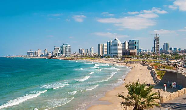 tel aviv - israel - fotografias e filmes do acervo