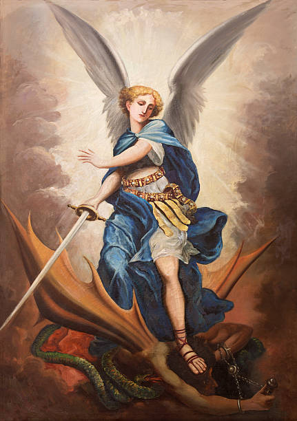 Image result for archangel michael free image