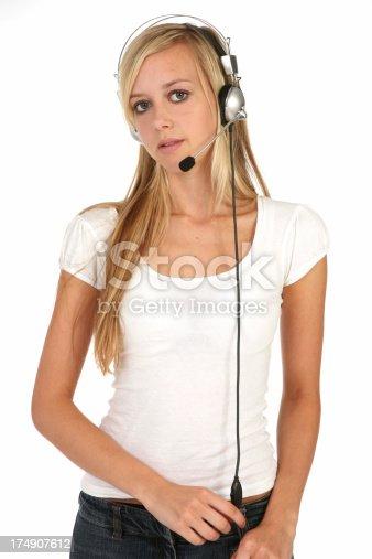 862201618 istock photo Tele Headset 1 174907612